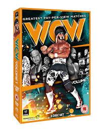 Halloween Havoc 1996 Outsiders by Wwe Wcw U0027s Greatest Ppv Matches Volume 1 Dvd Amazon Co Uk
