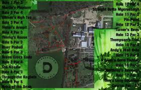 Pinball Map Myerscough College Disc Golf Professional Disc Golf Association