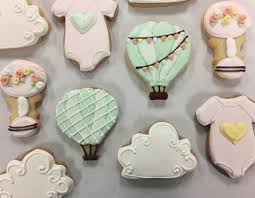 baby shower cookies up up and away baby shower cookies cookies by kate