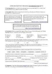 Global Warming Worksheet Worksheets Global Warming Worksheets Page 2