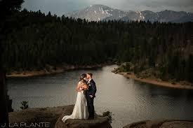 colorado springs wedding photographers edgewood inn wedding at woodland park j la plante photo