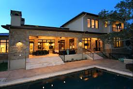 Modern Home Design Exterior 2013 Modern Homes Austin Faceto House Plans Two Story Idolza