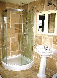 Small Shower Bathroom 16 Remarkable Shower Only Bathroom Ideas Direct Divide