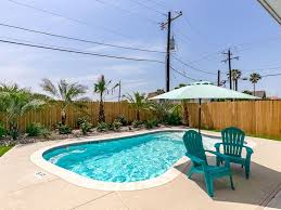 Beach House Rentals In Port Aransas Tx by Blue Fin Beach House Private Pool Close To The Beach Town Hbo