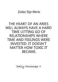 Zodiac Sign Memes - horoscope memes quotes signs of lovemaking pinterest