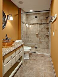 tile design ideas for bathrooms small shower tile ideas bathroom midcentury with bamboo cabinet