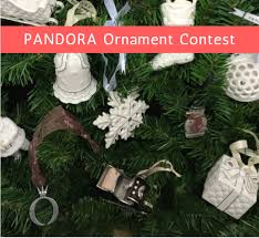 becharming pandora ornaments contest be charming
