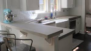 cement countertops how much do concrete countertops cost angie s list