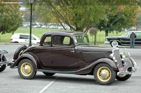 1934 ford model 40 deluxe pictures history value research news