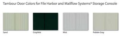 mayline mailflow storage table