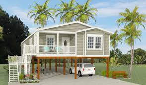 exterior rendering of jacobsen home model tnr 6481b raised on exterior rendering of jacobsen home model tnr 6481b raised on small beach house plans stilts 781b048245cd1899413b2f0f712