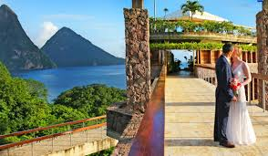 destination weddings st jade mountain weddings st lucia s most wedding destination