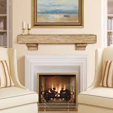 simple mantel with electric fireplace interior design ideas