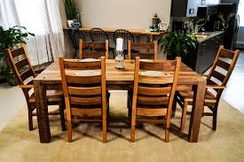 round dining room tables for 8 reclaimed wood dining chairs reclaimed wood extendable table round