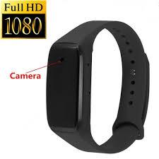 hidden camera 1080p hd mini camera smart bracelet camera with