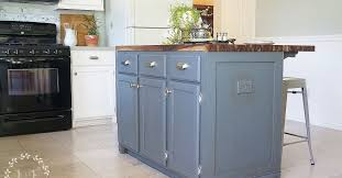 painted kitchen islands wood kitchen islands in painted furniture hometalk
