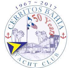 fiftieth anniversary 50th anniversary logo adopted cerritos bahia yacht club