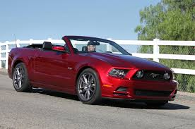 mustang car 2014 price 2014 ford mustang gt convertible test motor trend