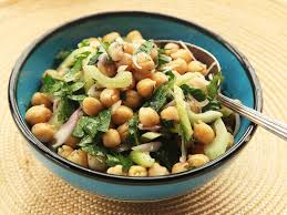 do ahead thanksgiving make ahead chickpea salad with cumin and celery recipe serious eats