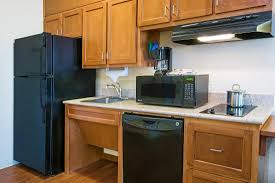 Handicap Accessible Kitchen Cabinets by Ada Handicapped Accessible Studio Suite Kitchen Picture Of