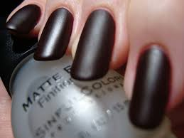 sinful colors matte finish pretty science