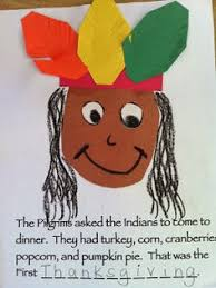 kindergarten at play thanksgiving crafts activities for