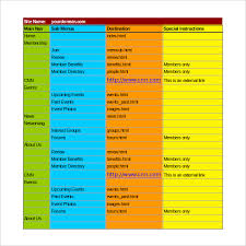 menu templates u2013 28 free excel pdf psd documents download