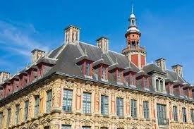 La Bourse Doute De La La Vieille Bourse à Lille