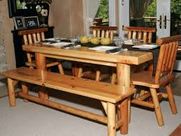 Kitchen Tables With Bench Seating And Chairs by Small Kitchen Table With Bench Benches Small Kitchen Table Set