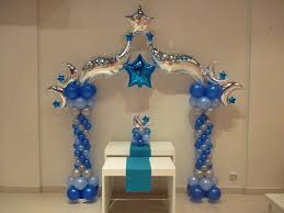 Columns For Party Decorations Soccer Balloon Decor Google Search Arches Balloons