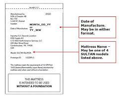 Ikea Mattress Crib Ikea Expands Recall Of Crib Mattresses Cpsc Gov