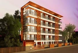 Rahul Menon  Ojas Chaudhari Residential Apartment Facade Design - Apartment facade design