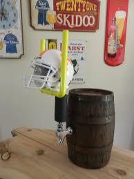 amazon com tennessee volunteers beer tap handle kegerator beer