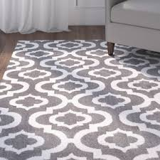 Grey And Orange Rug 5 U0027 X 8 U0027 Area Rugs You U0027ll Love Wayfair