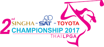 toyota logo transparent 2nd singha sat toyota thai lpga championship 2017 thailpga