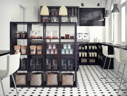 kitchen divider ideas kitchen divider free standing kitchen shelf in black made of wood