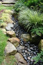 Backyard Creek Ideas Diy Dry Creek Beds Stream Bed Dry Creek Bed And Serenity
