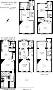 3 bedroom house for sale in kensington square london w8 w8