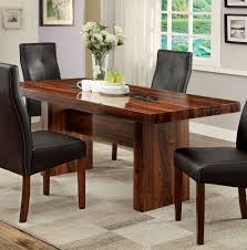 Dining Room Table Styles Elegant But Relaxed Cherry Wood Dining Table Boundless Table Ideas
