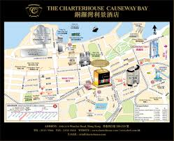 s signature floor at the charterhouse causeway bay hotel hong kong