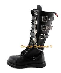 womens black combat boots target shoes mod part 447