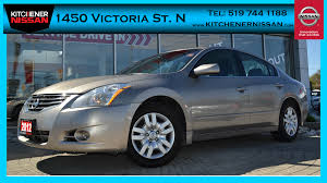 nissan altima sport 2012 kitchener nissan vehicles for sale in kitchener on n2b 3e2