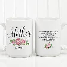 mothers day mugs custom new coffee mug 15oz white gifts