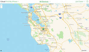 find maps apple transitions find my iphone web maps for icloud from