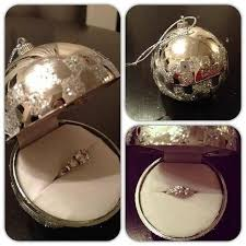 ornament engagement ring diy cozy home pertaining to