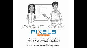 pixels academy animation u0026 vfx training madhapur hyderabad