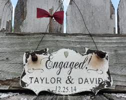 personalized engagement christmas ornament she said yes