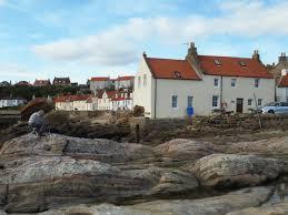 free images beach sea coast house town building village