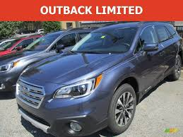 2017 subaru outback 2 5i limited interior 2017 twilight blue metallic subaru outback 2 5i limited 114815772