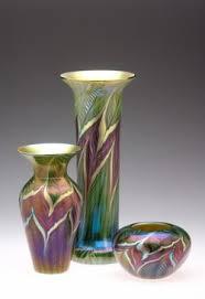 Classic Vases Lundbergstudios Vases Scent Bottles U0026 Lamps